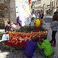 Vence - Fête des fleurs 2015