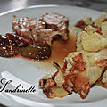 Filet-mignon aux <b>figues</b>