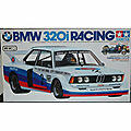 BMW 320i Racing Silhouette