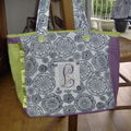 les <b>sacs</b> de Laura et de jeannemarie
