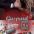 Gaspard Ink <b>Tome</b> 1 Louisa de Julie Christol