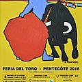 Vic Fezensac - Palmarés de la Feria del Toro 2016