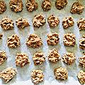 <b>Cookies</b> - très moelleux - de Sophie