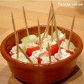 Apéro tomates cerise au Tartare