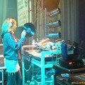 Monika Kruse Salut au public d''Electrolegia