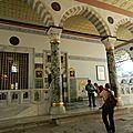 Le palais de Topkapi