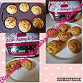 Mini cake knacki <b>moutarde</b> cuit au cake factory