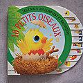 10 petits oiseaux, les livres qui comptent et racontent, <b>Gründ</b> 1994
