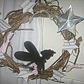Les fées décorent l'atelier