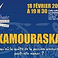 Le roman Kamouraska en lecture publique à Lavaltrie