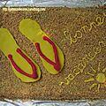 Gâteau vacances