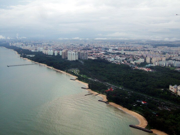singapour by air 1