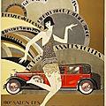 <b>1979</b>, AFFICHE - L'or des années folles - 90ème Salon des Indépendants