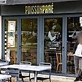 POISSON PARÉ Nantes <b>Loire</b>-<b>Atlantique</b> bistrot restaurant