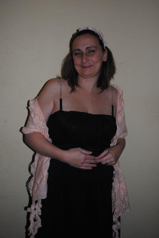 Dress code de cette année, black & nude...