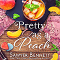 ** cover reveal ** pretty as a peach by juliette poe