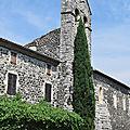 église de <b>Alba</b> la romaine 01