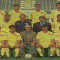 Composition de l'équipe 1992-1993