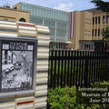 Pier gajewski exhibition at the international manga museum of kyoto