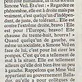 Charlie <b>Hebdo</b> sur Simone Veil: