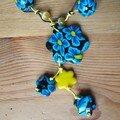 Collection Fleur bleue