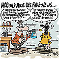 <b>Fake</b>-<b>news</b> du 1er avril !