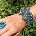 bracelet turquoise dim