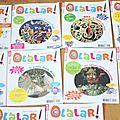 Ma sélection de livres et <b>magazines</b> d'art pour les petits