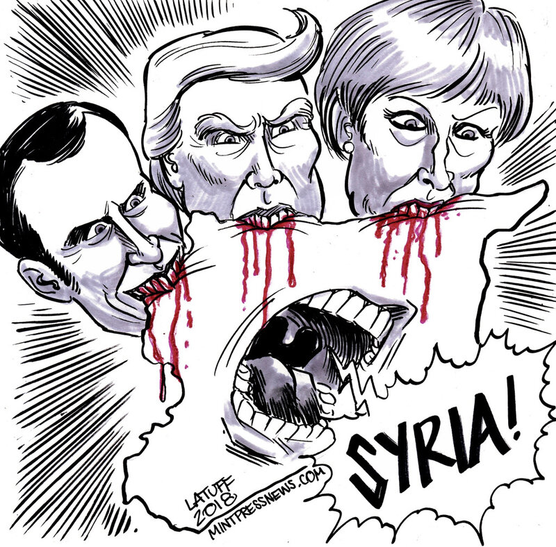 macron-may-trump-syria-bombing-mintpressnews