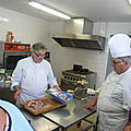 Les Chefs Moranges Henri et Christian