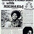 Calendrier de l'avent michael jackson: le 18 décembre