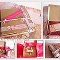 Des emballages cadeaux pour mes <b>bijoux</b> au TOP avec Selfpackaging.w