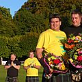 The luzarches highland games (update): keeping it in the family