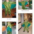 2010 - novembre. Dragon de Citronille taille 8 ans