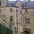 Escapade au chateau de courtanvaux