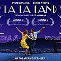 [ciné] la la land