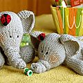 Traduction Elephant and <b>ladybug</b> - Twins