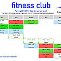Le fitness club