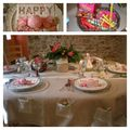Table bonbons