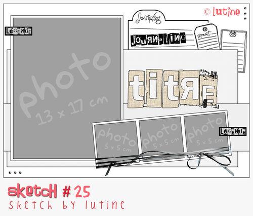 Sketch n° 25