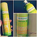 J'ai testé pour vous [n°1] - Le shampoing sec <b>MONOPRIX</b>