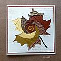 Cartes Iris folding