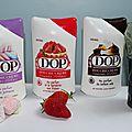 <b>Dop</b> et ses gels douches à croquer !