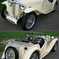 MG - TC Midget - 1948