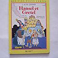 Hansel et Gretel, Contes <b>Hachette</b> 1987