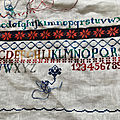 Winter <b>sampler</b>, T4