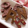 Mots & chocolat
