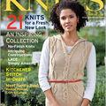 Interweave knits printemps 2010