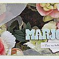 Marjo dans ma bulle Mai 2012 des POulettes