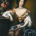 Simon Pietersz. Verelst (The Hague 1644 - 1721 (?) London), Portrait of Mary of <b>Modena</b> (1658-1718)